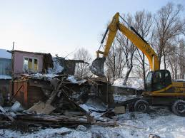 Демонтаж зданий. Основы услуги