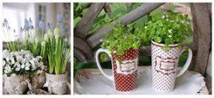 Вазоны для цветов: красиво и практично