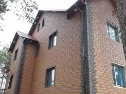 Производство фасадных и цокольных работ из натурального камня