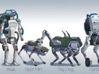 Видео дня: как в Boston Dynamics пыталась помешать роботу открыть дверь