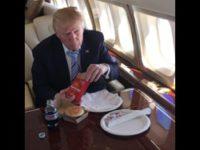 Как Трамп может есть много фаст-фуда, мало тренироваться и быть здоровым?