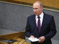 Путин заявил о необходимости отвязать экономику РФ от доллара