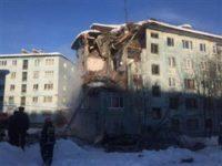 В Мурманске взорвался жилой дом, есть жертвы