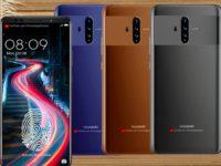 Huawei Mate 20 Pro получат экраны от ВОЕ