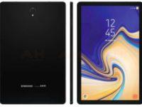 Samsung Galaxy Tab S4 замечен на рендерах