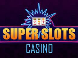 Популярные автоматы казино «Super Slots»