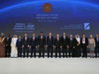XXV Мировой энергетический конгресс пройдет в России в 2022 году