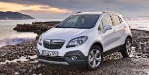 Кроссовер Opel Mokka X: удобство, практичность и невероятный дизайн