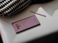 Samsung Galaxy Note 9 прошел тест на автономность