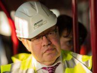 Министр экономики ФРГ против остановки строительства «Северного потока – 2»