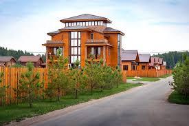 Коттеджный поселок Романовские дачи