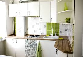 Решения для обустройства маленькой кухни
