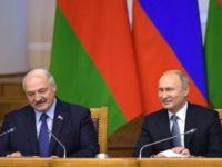 Путин рассчитывает на укрепление сотрудничества с Белоруссией