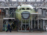 Воронежский авиазавод возьмёт 4 млрд рублей кредита