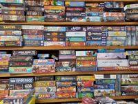 Настольные игры, в которые можно играть одному