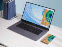 Huawei показала ноутбуки MateBook D 15 и MateBook D 14