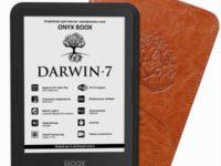 Onyx Boox Darwin 7 – седьмое поколение одного из лучших ридеров на рынке